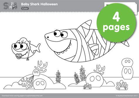 Baby Shark Printables