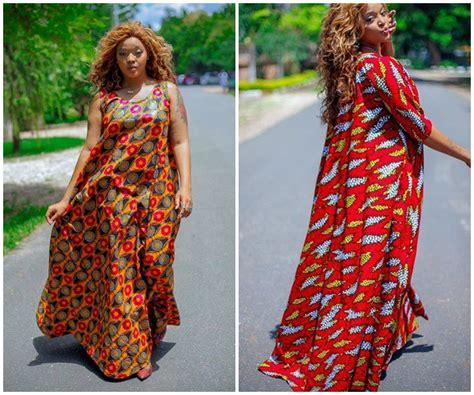 mishono ya kitenge 8020fashions blog mishono ya kitenge leo from hoyce temu mwamvita makamba