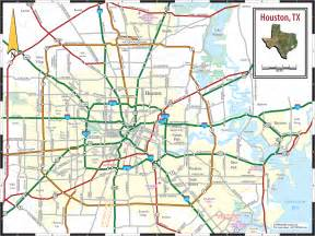 maps of houston houston map
