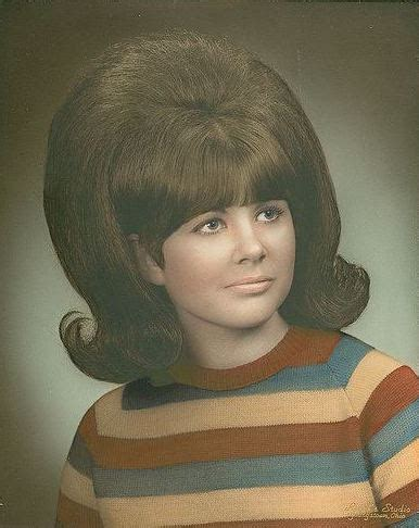 facts about 1960s hairstyles they say this surprising look was all the rage in the
