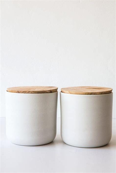 white sandstone bowl  olive wood lid olive wood