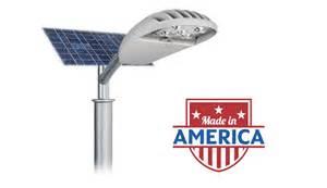 lights made in usa solar lighting made in america