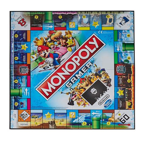 Monopoli 5 In 1 Gb monopoly gamer board with power pack expansion bundle the gamesmen