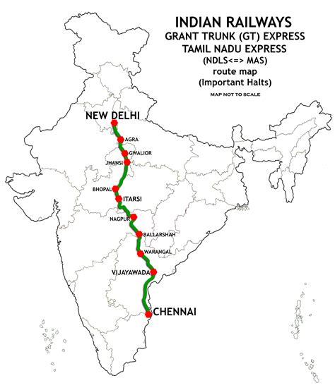 Maharaja Express Train by New Delhi Chennai Main Line Wikipedia