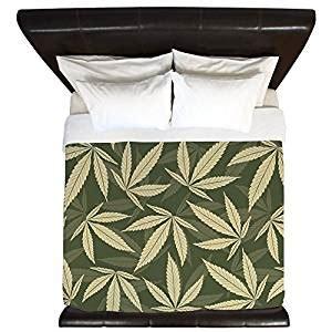 Marijuana Bed Set Our Of Top Bed Set 420 Vibes Marijuana
