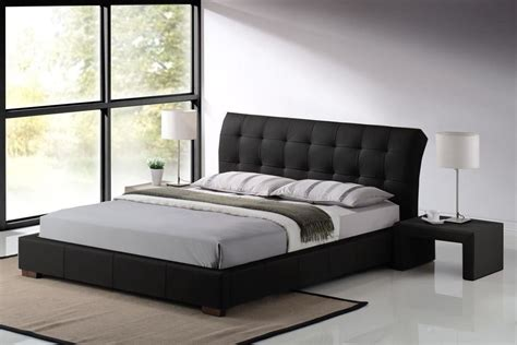 bed frames for king size modern king size bed frame homesfeed