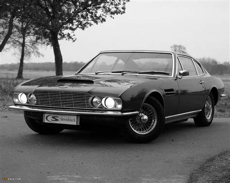 1972 Aston Martin Vantage Aston Martin Vantage 234px Image 9