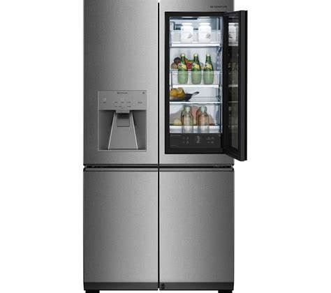 Lg Freezer review of lg signature lsr100 smart 60 40e freezer