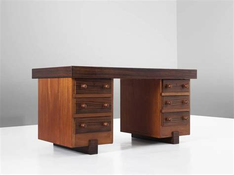 School Desk With Storage by Amsterdamse School Desk With Drawers For Sale At 1stdibs