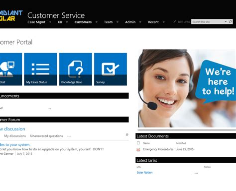 Sharepoint Help Desk by Best Sharepoint Help Desk Software 2017 Reviews