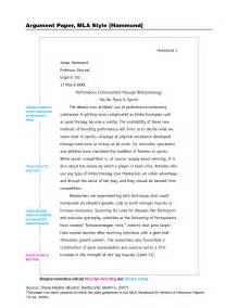 Exle Of Chicago Style Essay by Chicago Manual Of Style Research Paper Exle Articlessearchqu X Fc2