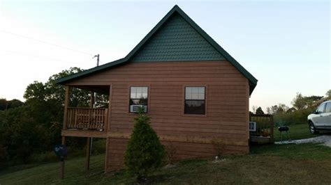 bear creek bed and breakfast side view of cabin picture of bear creek bed and