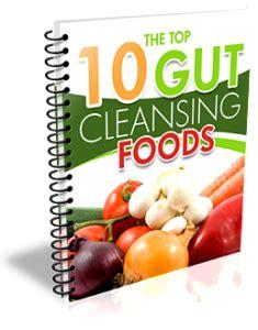 Top 10 Best Detox Diets by Biotrust Ebook Top 10 Gut Cleansing Foods