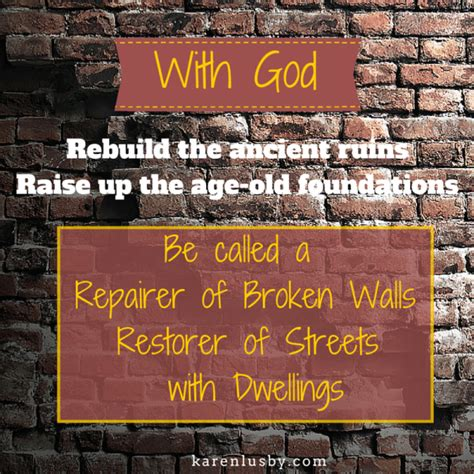 restore out of your past and into god s future books fix your mistakes let god repair and restore you