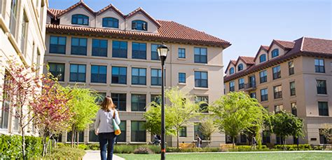 Stanford Mba Family Housing by Housing For Fellows In The Stanford Msx Program Stanford