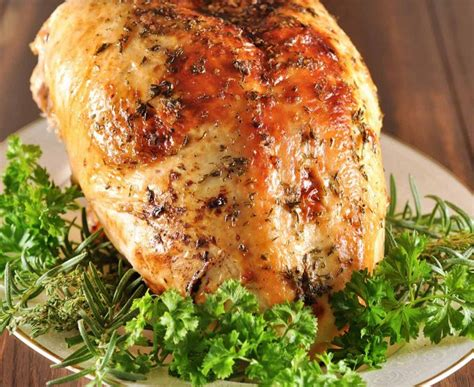 alton brown whole chicken brined turkey breast