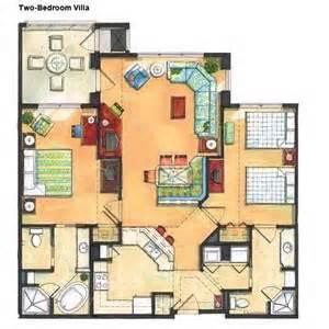 summer bay resort orlando condo floor plan 2 bedroom villa orange lake resort 11 jpeg 300 215 300