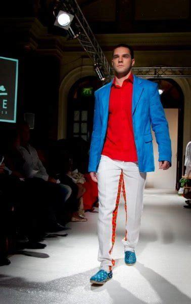 style sense meet john kaveke fashion icon   week