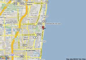 map of ft lauderdale fl ft lauderdale florida hotels