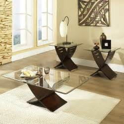 Coffee Table 3 Piece Sets Steve Silver Furniture Cafe 3 Piece Coffee Table Set