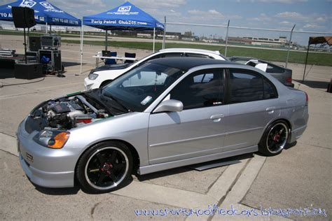 honda civic modified shinzo werks modified honda civic sport cars