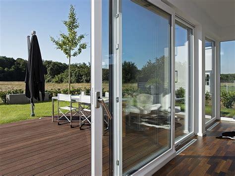 verande schuco porta per balconi terrazzi e verande sch 252 co corona s 150