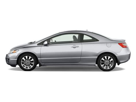 image 2009 honda civic coupe 2 door auto ex l w navi side