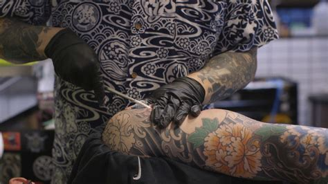 tattoos in japan changing perceptions of tattoos in japan experiences