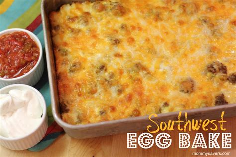 easy egg bake recipe charleston breakfast casserole