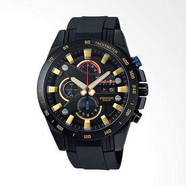 Baru Casio Edifice Jam Tangan Pria Rantai Efr 547bkg 1a Original jual casio edifice jam tangan pria hitam efr 540rbp 1adr harga kualitas terjamin