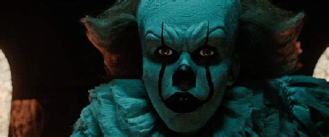 flashing pattern gif pennywise gif find share on giphy