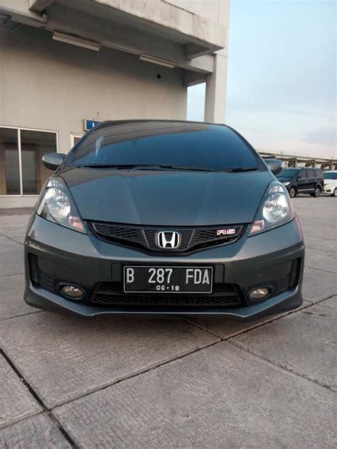 Alarm Mobil Honda Jazz Rs honda jazz new rs matic 2013 km 30 rban 08161129584 ag