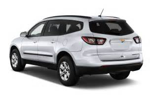 2017 Chevrolet Traverse Review And 2017 Chevrolet Traverse Reviews And Rating Motor Trend