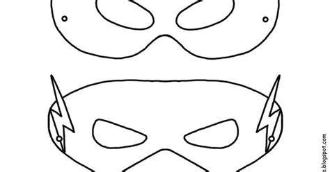 templates for superhero masks how have we survived