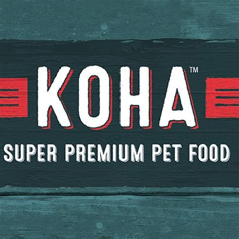 koha food koha pet food kohapet
