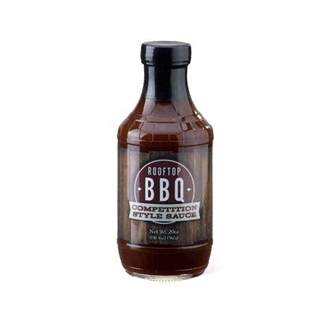 Sauce Bottle rooftop bottle bbq sauce packaging design