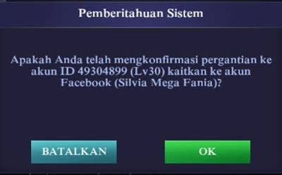 cara pindah akun mobile legend cara pindah akun mobile legends ke hp hp baru