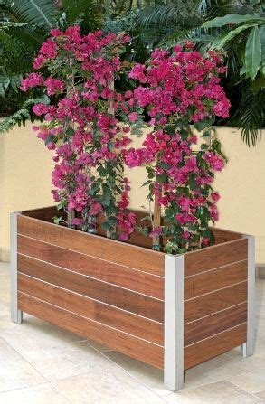 Modern Planter Boxes by Modern Planter Boxes Container Gardening Ideas