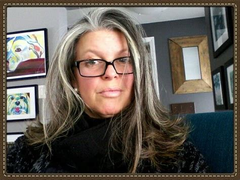 perming hair to hide the gray 1000 images about grey silver hair on pinterest silver