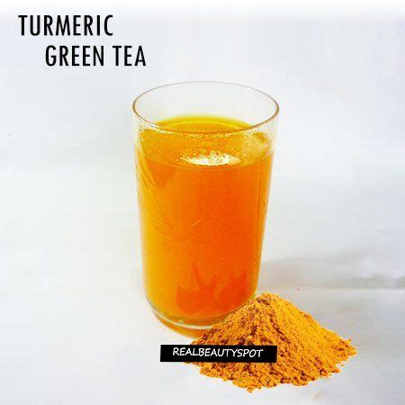 Healing Detox Tea With Turmeric Recipe by Turmeric Green Tea Recipe Sore Throat Health And Green