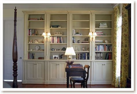 Exle Of A Built In Bookcase Built In Bookcase Custom Bookshelves Ideas