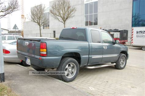 Toyota Sle Road 2006 Gmc C 1500 Sle Lpg Car Photo And Specs