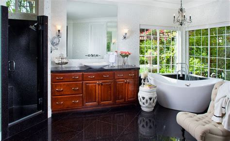 Bathroom Storage Ideas For Small Spaces by Fresh Designs Built Around A Corner Bathtub