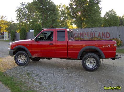 truck ford ranger database error