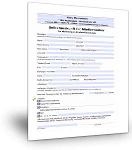 mietvertrag wohnung muster standardvertraege de