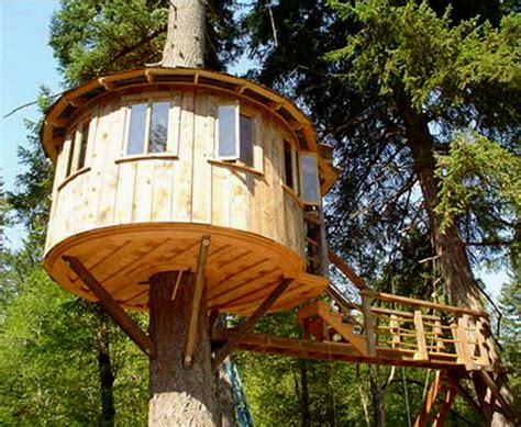 cool tree house designs 25 creative tree house plans around the world