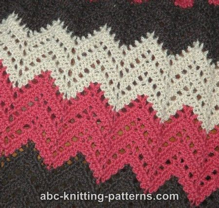 crochet pattern types lace ripple afghan this site has a great menu for lots