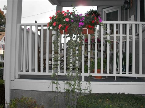 railing window boxes pin by blank on flower beds pots window box