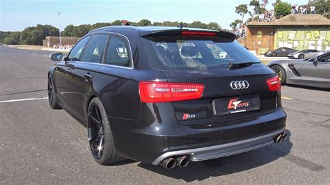 Audi S6 Tuning by Audi S6 Avant Crooke Tuning Using Launch