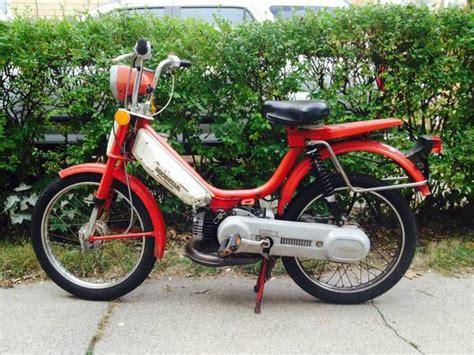 1978 honda hobbit buy 1978 honda hobbit pa50ii moped on 2040motos